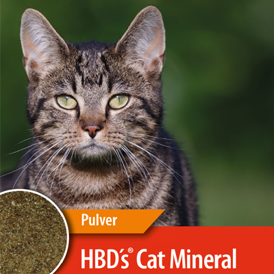 HBD's® CAT MINERAL