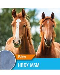 HBD's® MSM