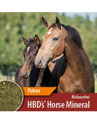 HBDs® HORSE MINERAL o. M/B/A